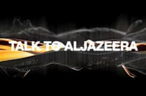 Talk to Al Jazeera