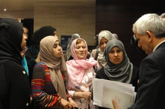 Libya elections and women's rights