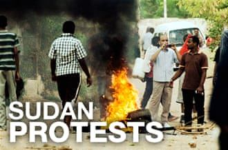 201262810116786580 20 Anti government protests intensify in Sudan   World News
