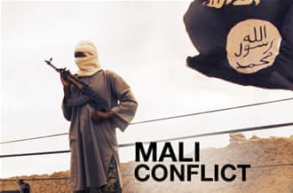Mali hit by first suicide bombing