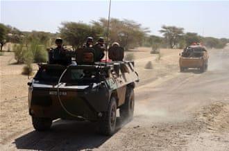 'Al-Qaeda fighters' arrested in northern Mali