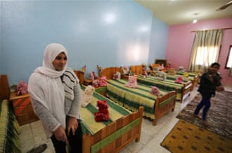 Gaza orphanage