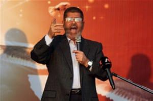 Egyptian revolution Essay