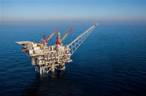 Gas from Israel's Tamar field starts to flow