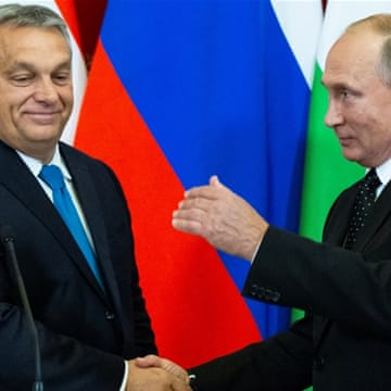 Does Hungary's relationship with Russia send a message to the EU?