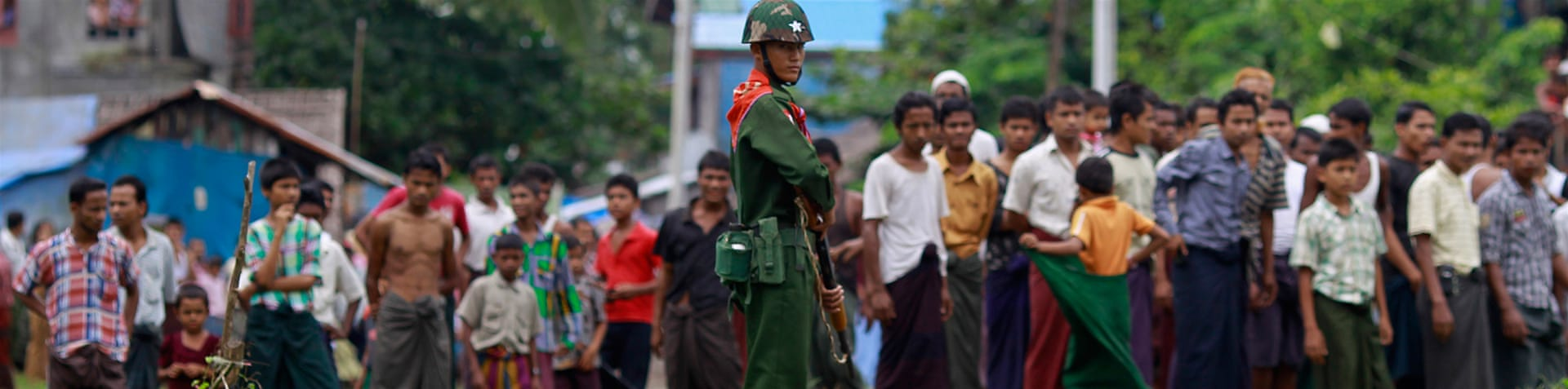 Any rise in violence in Rakhine will be a major concern for Myanmar's new civilian government [Reuters File Photo]