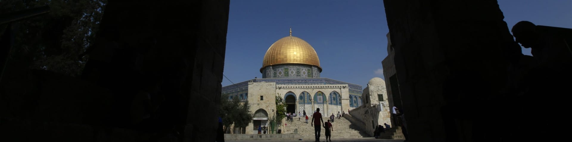 Jewish settlers and hardline right-wing Zionist organisations have called for control over the mosque compound [The Associated Press]
