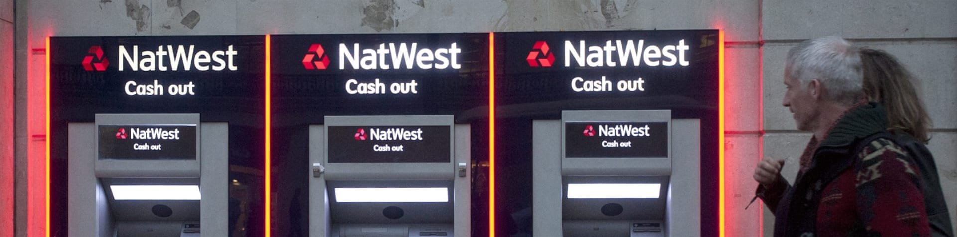 The British government is the majority shareholder in the Royal Bank of Scotland group, which owns Natwest [Reuters]