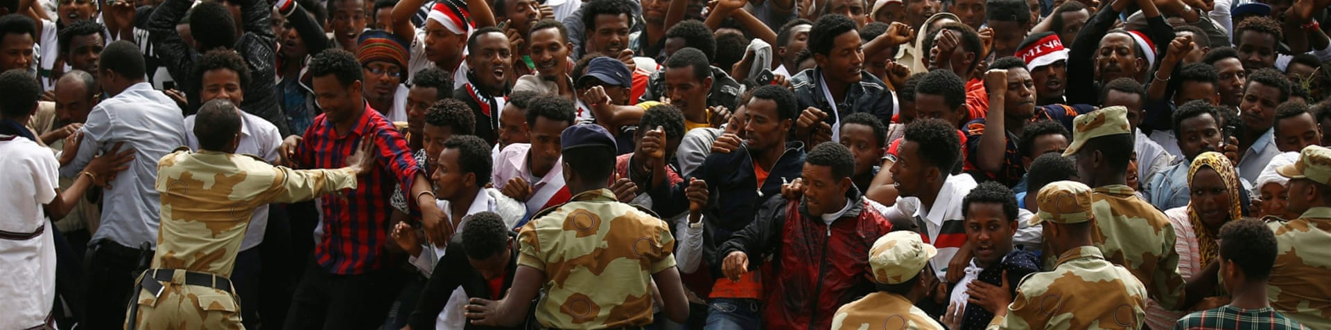 Ethiopia has also banned access to foreign-based opposition media [Tiksa Negeri/Reuters]
