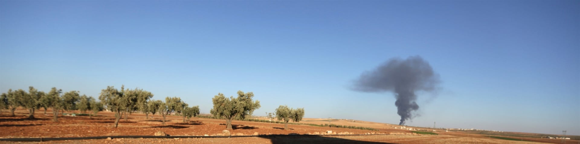 The military said it hit seven ISIL targets in northern Syria [File:Murad Sezer/Reuters]