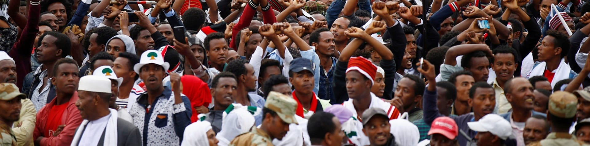 Merera is the chairman of the Oromo Federalist Congress [Barry Malone/Reuters]