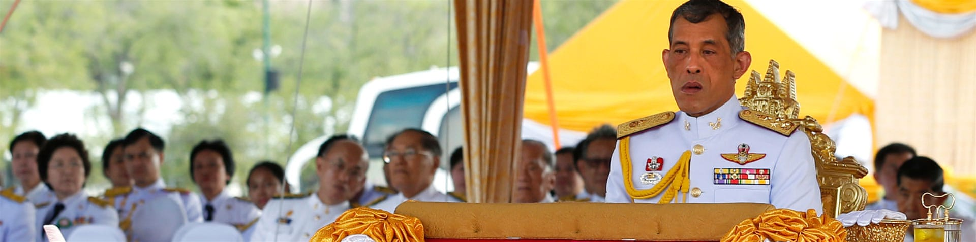 Vajiralongkorn becomes the tenth king in the 234-year-old Chakri dynasty [Reuters]