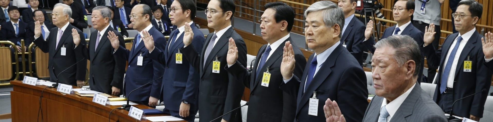 Parliament this month voted to impeach Park over an influence-peddling scandal [EPA]