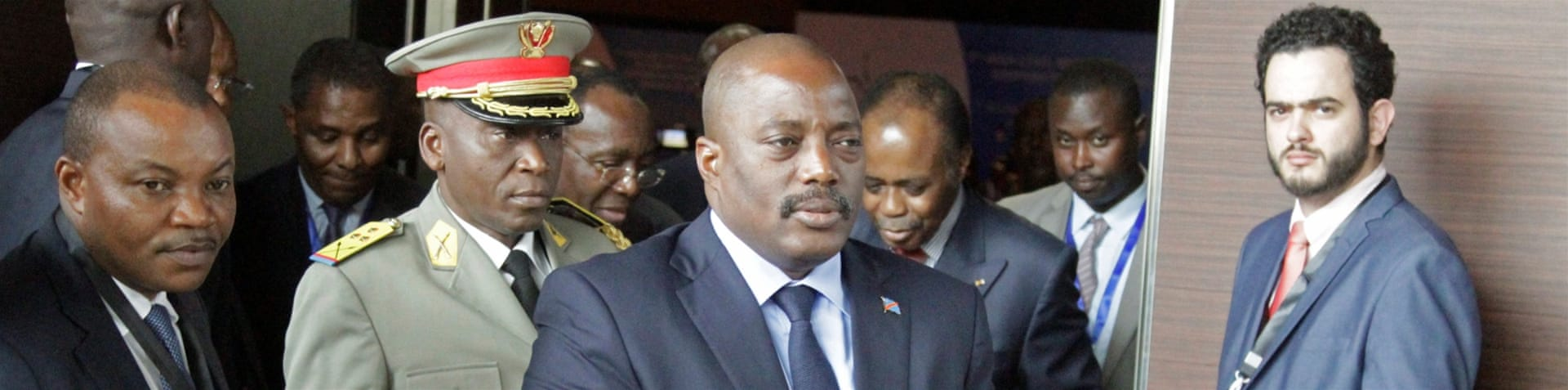 Kabila's refusal to step aside sparked demonstrations [File: Robert Carrubba/Reuters]