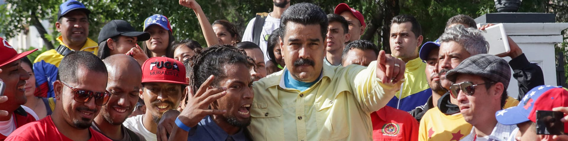 Maduro's opponents say Venezuela faces severe unrest in the referendum's absence [EPA]