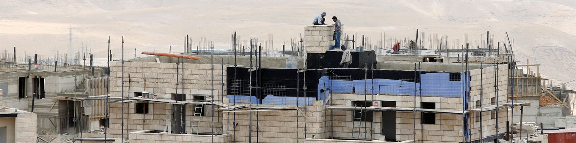 The planned homes are part of a larger expansion of 1,600 new settler units [File: AP]