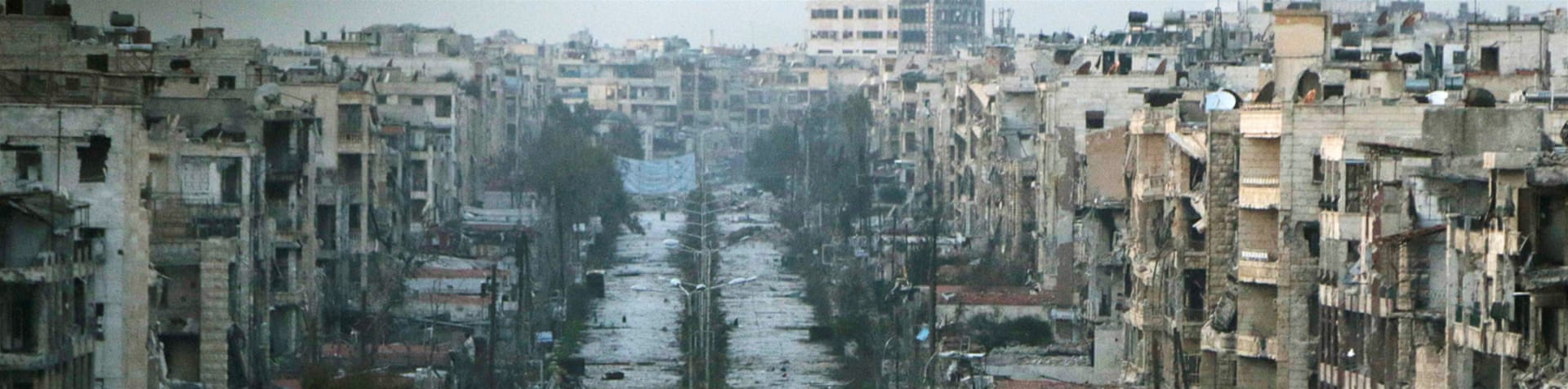Almost 2 million people in Aleppo have been without running water for nearly two weeks [Reuters]