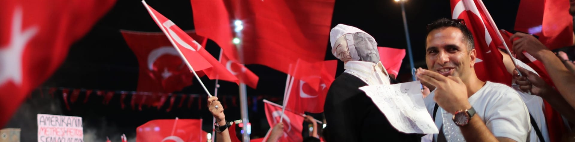 Gulen has been criticised by government supporters since the July 15 coup bid [Umit Bektas/Reuters]