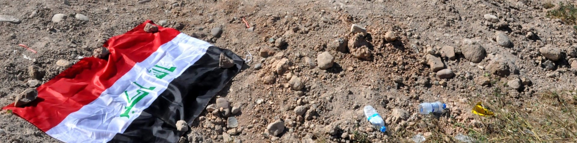 The victims' remains were buried in mass graves [Stringer/Reuters]