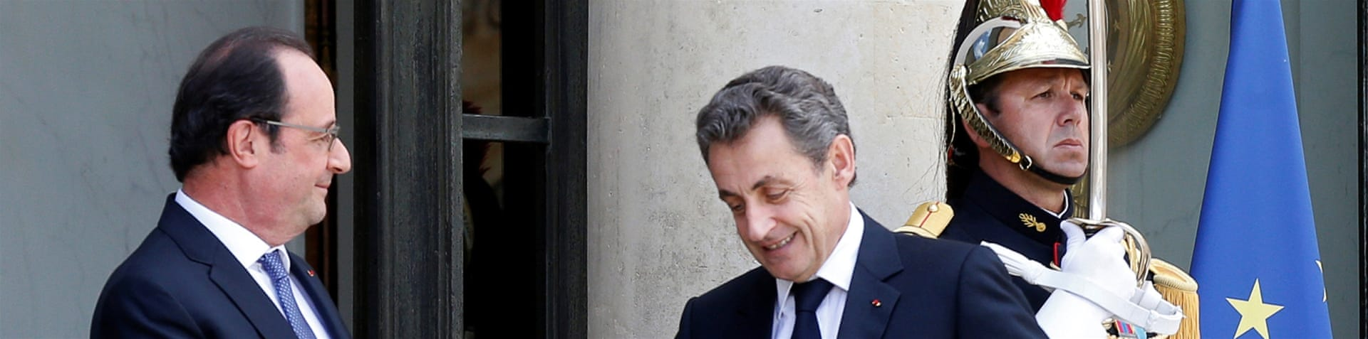 Sarkozy ended a five-year term in 2012 mired in unpopularity [Vincent Kessler/Reuters file]