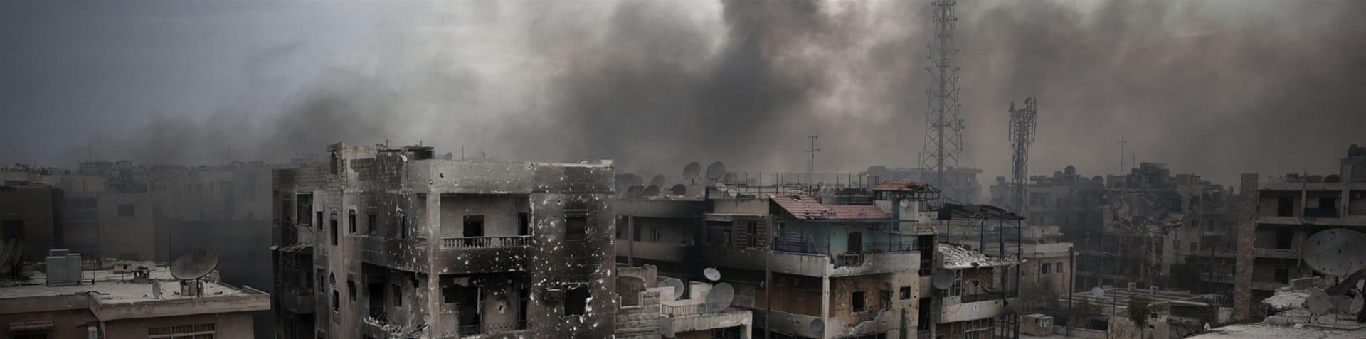 Exército sírio anuncia início de nova ofensiva em Aleppo