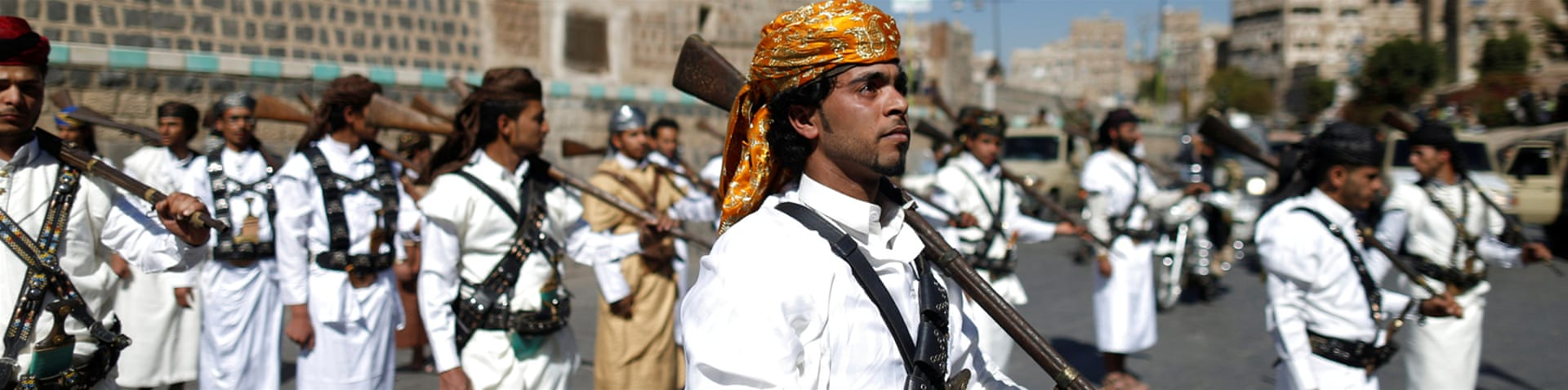 Taiz has been under Houthi siege for 23 months now [File: Khaled Abdullah/Reuters]