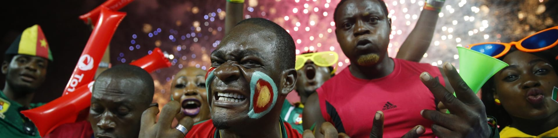 Cameroon are Africa's football champions for a fifth time [Amr Abdallah Dalsh/Reuters]