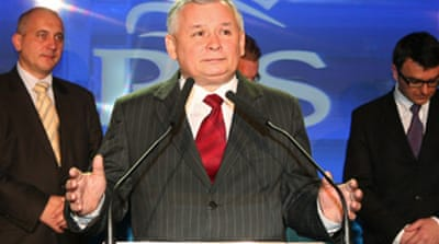 Kaczynski twin to run for president