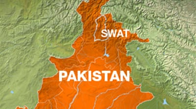Pakistani soldiers killed in Swat