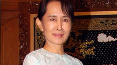 Myanmar hints at Suu Kyi release