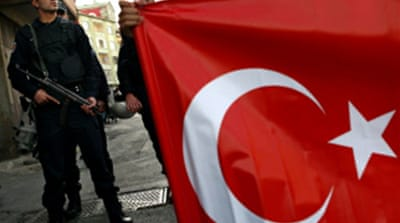 Turkey detains 26 over 'coup plot'