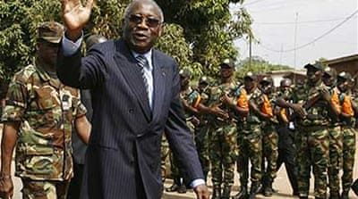 Ivory Coast government dissolved