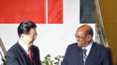 China wants Bashir case suspended