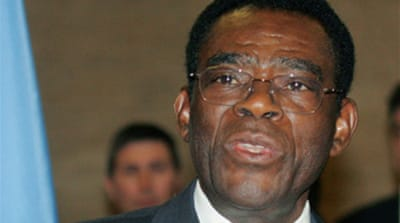 Polling opens in Equatorial Guinea