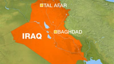 Car bomb strikes Iraqi city