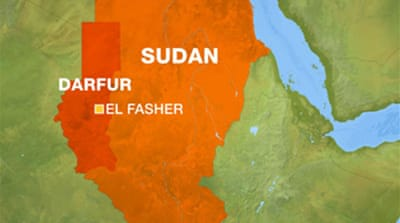 Thousands 'displaced' in Sudan