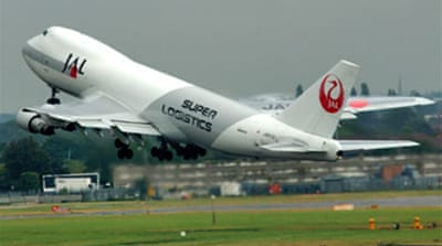 Japan Airlines posts $1bn loss