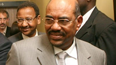 Sudan president in dock over Darfur