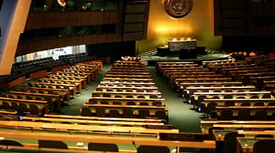 UN to meet amid global turmoil