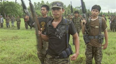 Philippine separatists warn of war