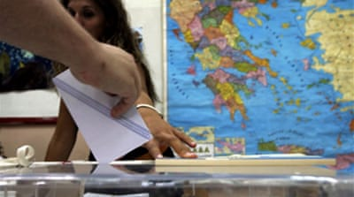 Greek voters seek clear direction