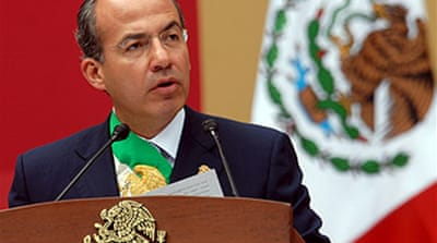 Mexico leader condemns Arizona law