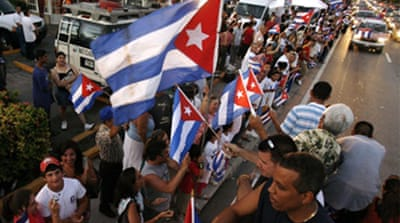 US offers Cuba migration talks