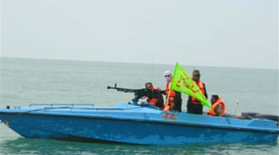 Iran 'strengthening' naval prowess