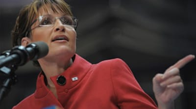 Palin testifies in ethics dispute