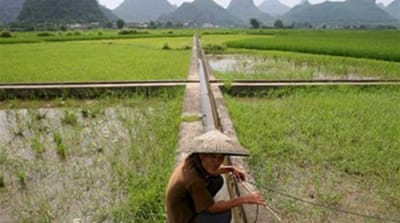 China approves key land reforms