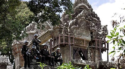 Thai-Cambodia temple row flares up
