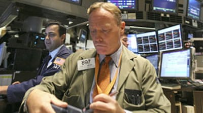 Markets edgy amid recession fears