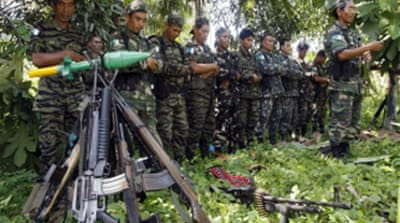 Philippines rebels call ceasefire