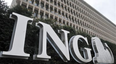 Dutch government buys ING stake